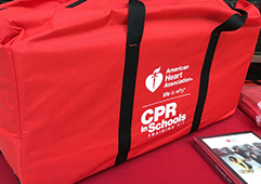 Visit Anaheim Celebrates Second Year of Heart-to-Heart Campaign by Donating Life-Saving CPR Kits to More Anaheim High Schools