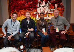 West Hollywood Travel + Tourism Board Presents Deadline Hollywood's LGBTQ-Focused Podcast at Sundance Film Festival